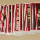 56 different 1982 Donruss MASH (M*A*S*H) TV show cards, 56/66 near set, NM lot#1