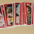 33 different 1982 Donruss MASH (M*A*S*H) TV show cards, NM Alan Alda lot#3