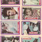 8 different 1968 Topps Mod Squad TV show cards 12, 23, 25, 26, 40, 42, 46, 47 Lot#2