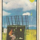 1954 Bowman Power For Peace military card #66 Air Force weather service G/VG