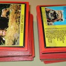 1983 Topps Return of the Jedi Series 1 cards, 183 cards - great for set building! Luke Skwalker lot4
