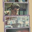 1977 Donruss Saturday Night Fever cards, NM, John Travolta