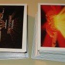 133 assorted 1987 Paramount / FTCC Star Trek IV Voyage Home movie cards EX/NM William Shatner lot2