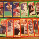 1990 Score St. Louis Cardinals baseball card team set, NM/M Ozzie Smith, Willie McGee, MORE!