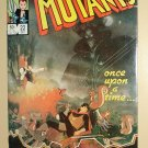 New Mutants #22 comic book - Marvel comics