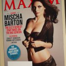 Maxim Magazine January 2008 Mischa Barton, booze guide, whose hot in Hollywood, EX