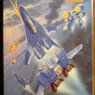 Robotech New Generation Vol. 8 VHS animated video tape movie film cartoon, Japanese manga, anime