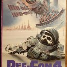 Def-Con 4 VHS video tape movie film, science fiction Maury Chakin, Kate Lynch