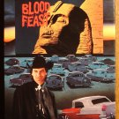 Blood Feast VHS video tape movie film, Joe Bob Briggs, gore horror
