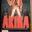 Akira VHS animated video tape movie film cartoon, Japanese manga, anime