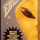 Visitors From Space VHS video tape movie film, aliens, UFO's, abductions, flying saucers