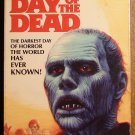 Day of the Dead VHS video tape movie film, zombies, George Romero