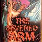 The Severed Arm VHS video tape movie film, Deborah Walley, Paul Carr