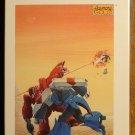 Robotech Southern Cross Vol. 6 VHS animated video tape movie film cartoon, Japanese manga, anime