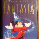 Walt Disney Fantasia VHS video tape movie film, Mickey Mouse, animation, cartoon