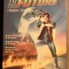 Back to the Future VHS video tape movie film, Michael J. Fox, Christopher Lloyd, Deloreon