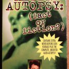 Alien Autopsy VHS video tape movie film, visitors, Jonathan Frakes, Roswell, UFO