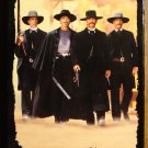 Tombstone VHS video tape movie film, Kurt Russell, Val Kilmer, Sam Elliot western