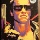 The Terminator VHS video tape movie film, Arnold Schwarzenegger, Linda Hamilton cyborg robot