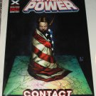 Supreme Power #1 trade paperback TPB comic book Max comics, Marvel version of JLA