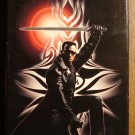 Blade VHS video tape movie film, Wesley Snipes, a badass vampire hunter - he's no Buffy!