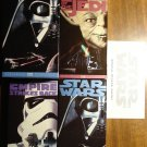 Star Wars Trilogy 3 VHS video tape set w/ slipcase movie film, Never viewed
