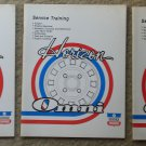 3 diff Chrysler Plymouth Horizon Dodge Omni Service Training manuals Engines, Electrical, A/C MORE!