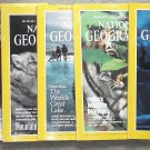 1992 National Geographic Magazine - full entire complete year January  - December - 12 issues