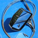 ORIGINAL 1975 Lincoln Continental outside rearview mirror with cable remote control