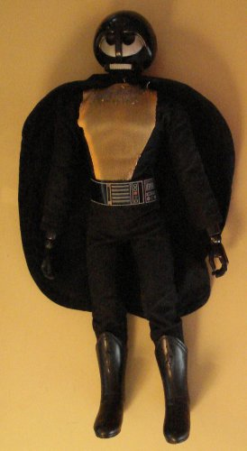 1970's Ideal Zeroids Star Team (Wars) Knight of Darkness & Zem-21 action figure Darth Vader