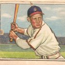 1950 Bowman baseball card #36 Eddie Kazak fair St. Louis Cardinals