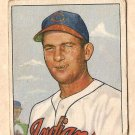 1950 Bowman baseball card #40 Bob Lemon G/VG Cleveland Indians