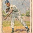 1950 Bowman baseball card #48 (B) Leland Lou Brissie fair Philadelphia A's