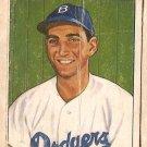 1950 Bowman baseball card #59 (B) Ralph Branca G/VG Brooklyn Dodgers