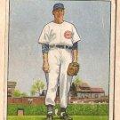 1950 Bowman baseball card #61 Bob Rush G/VG Chicago Cubs
