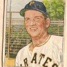 1950 Bowman baseball card #69 Wally Westlake fair Pittsburgh Pirates