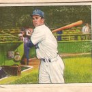 1950 Bowman baseball card #77 Edwin Duke Snider VG Brooklyn Dodgers