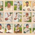1950 Bowman baseball card #118 Clint Hartung fair New York Giants