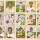 1950 Bowman baseball card #115 Roy Smalley VG Chicago Cubs