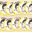 1976 Crane Potato Chips football disc card Ed Marinaro Minnesota Vikings 11 cards NM/M