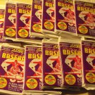 13 packs 1991 Score Baseball card wax packs, never opened, MINT, 16 cards each, Series 2