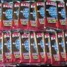 32 packs 2004 Topps Bazooka Baseball card wax foil packs, never opened - 8 card packs