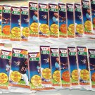 26 packs 1991 Score Football card wax packs, never opened, MINT, 16 cards each, Series 2