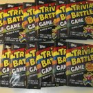 12 packs Topps Trivia Battle game non-sports card wax packs, never opened, 9 card packs