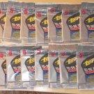 17 packs 1995 1996 1995/96 Topps Hockey card wax packs, series 1, never opened