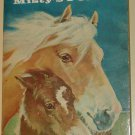 Stormy Misty's Foal - Scholastic children's Paperback book, 1973, Marguerite Henry