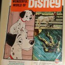 Wonderful World of Disney magazine Volume 1, #3 1969, 101 Dalmations, Michael Collins interview