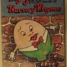 "My Jesus Pocketbook of Nursery Rhymes, 1980, 3"" x 4"", softcover children's book"