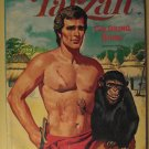 Whitman Pub. Tarzan Coloring Book, 1968, based on Ron Ely TV show