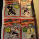 35 packs 1991 Score Hockey cards,  never opened, MINT, 1 pack short of a box, ENGLISH series 1